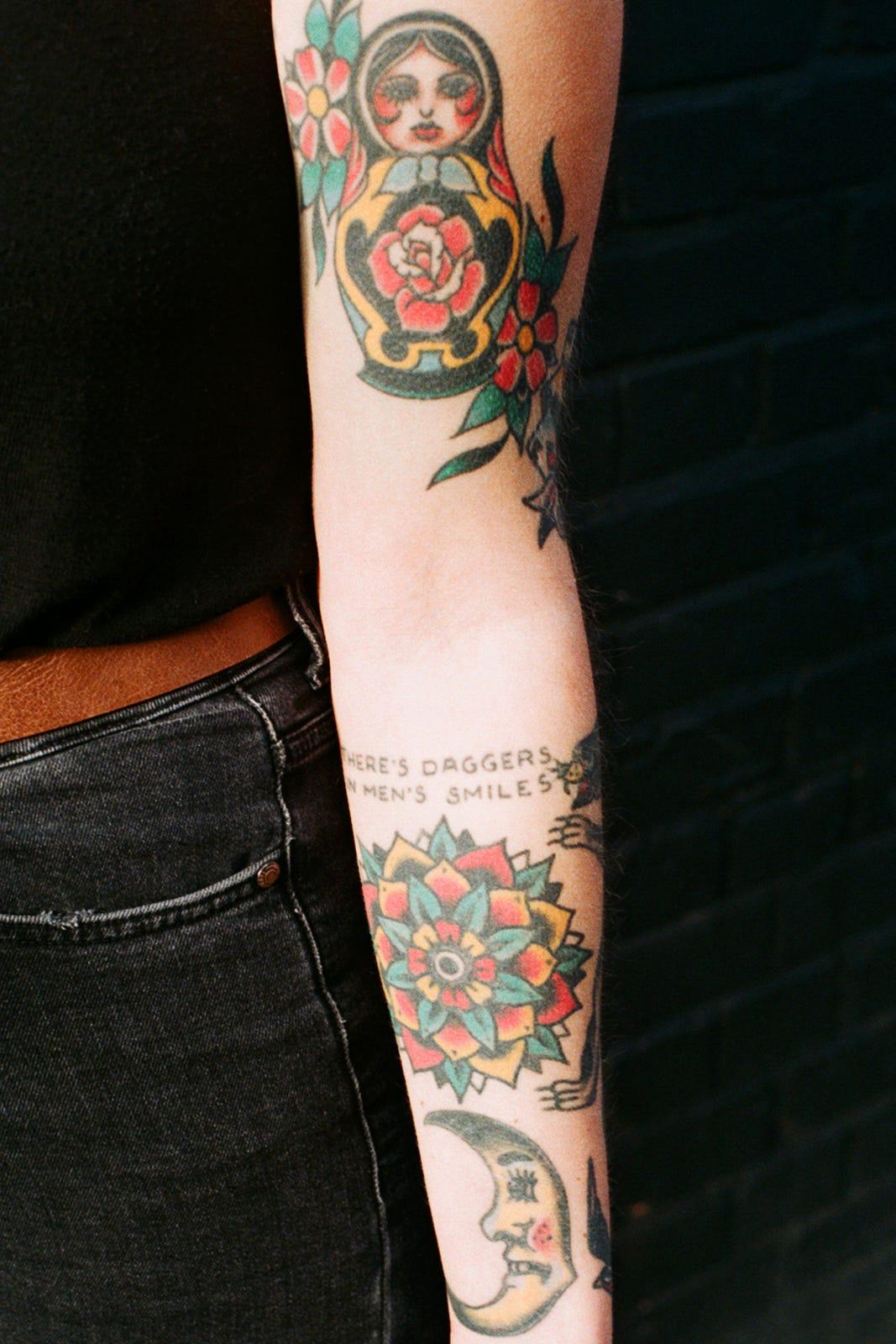Wie Menschen Nach 10 Jahren über Ihre Tattoos Denken