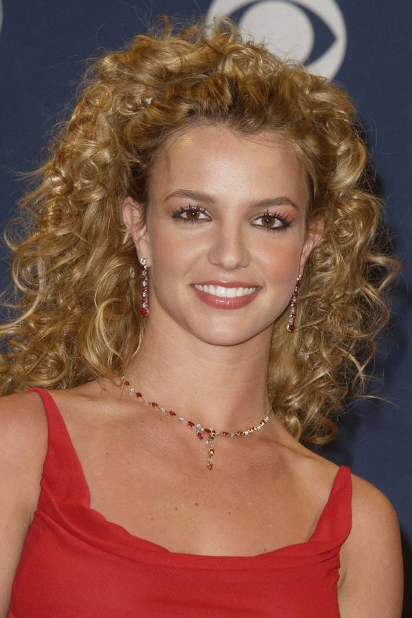 Britney Spears Over Years Hair Makeup