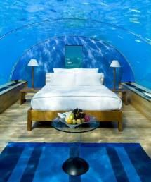 Maldives Underwater Hotel Suite