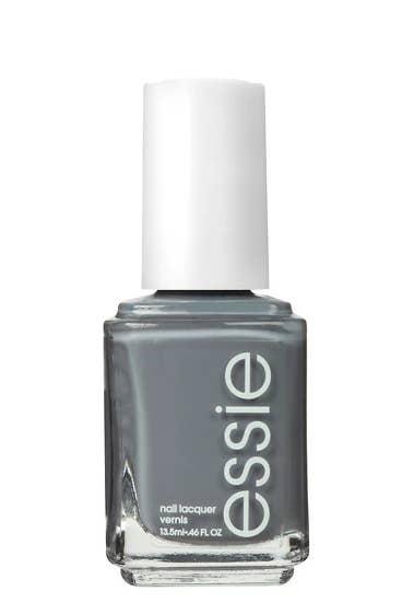 Blue Grey Nail Polish : polish, Polish, Shades, Classic,, Manicure