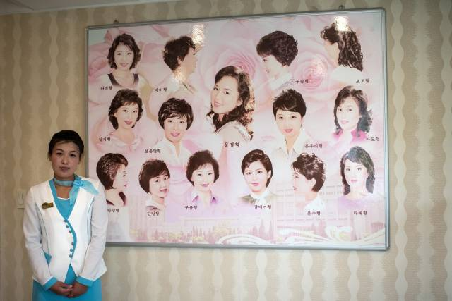 can female smugglers change north korea beauty ban?
