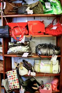 London Designer Consignment Stories - handbags, shoes