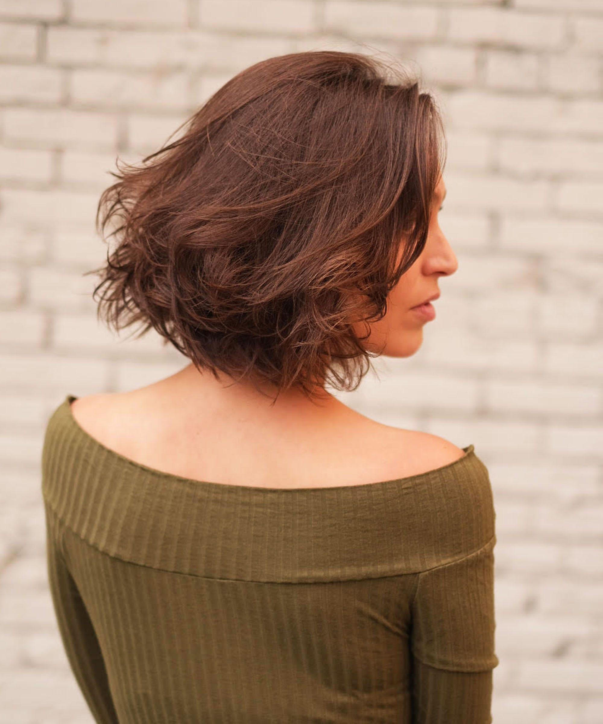 Se Couper Les Cheveux Soi Meme Femme Carré | Humourew