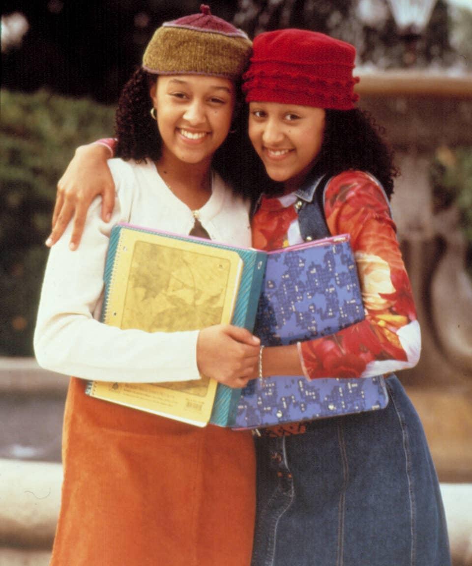 Sister Sister Reboot : sister, reboot, Sister, Reboot, Tamara, Mowry