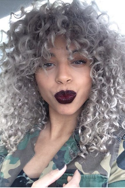 Naturally Curly Best Hair Colors For Curly Hair