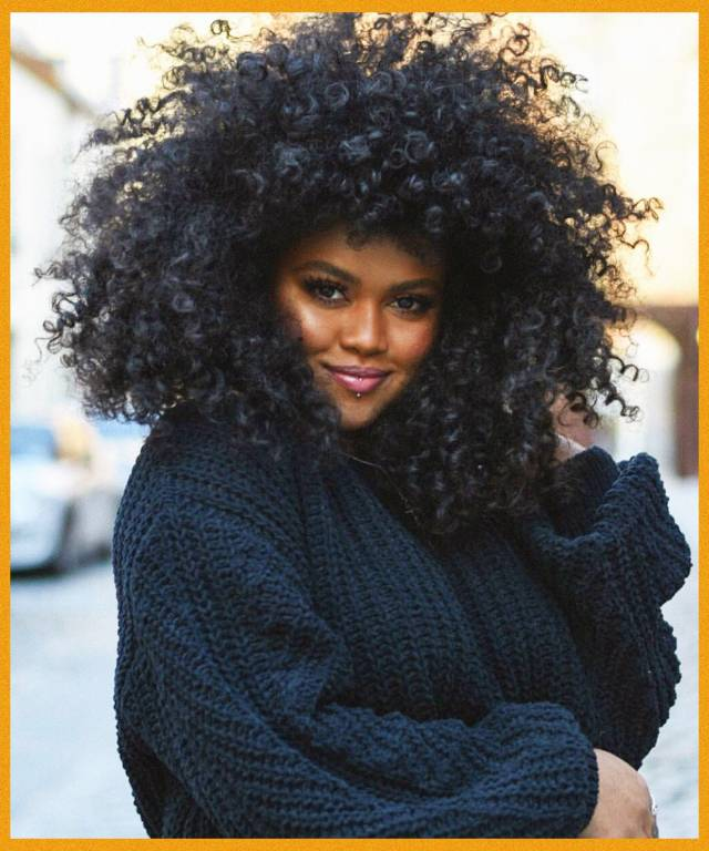 curly natural haircuts trending for 2019