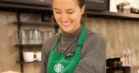 Starbucks Dress Code - Jeans Hair Shirt Colors