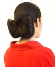 hair bow styles - hairstyle