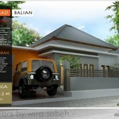 Rangka Baja Ringan Bali Jl Tukad Balian Denpasar Iproperty Com Sg