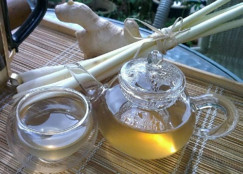 「香茅茶」有助消除胃脹,介紹兩種喝法,簡單又好做! - 讀讀