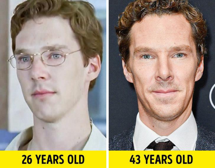 歲月和帥度成正比!16位「越老越有魅力」的好萊塢男星 奇異博士「白嫩眼鏡男→碧眼天菜」太反差 - 讀讀