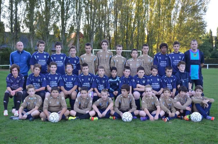 Equipe SCAC U15 U15 Club Football Sporting Club Azay