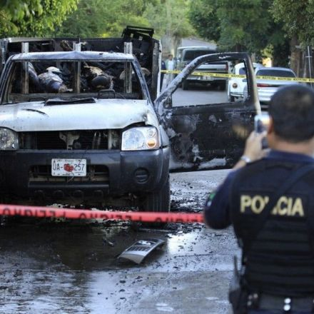 Cartel drug war makes Mexico more deadly than Iraq or Afghanistan