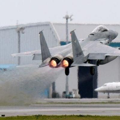 Japan scrambles jet fighters at record pace as Chinese military activity rises