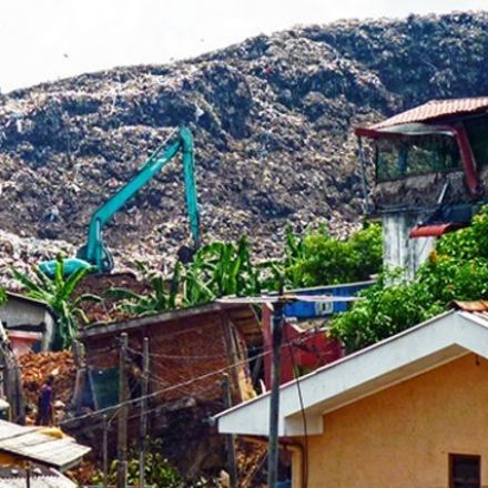 At least 26 dead in garbage dump collapse in Sri Lanka