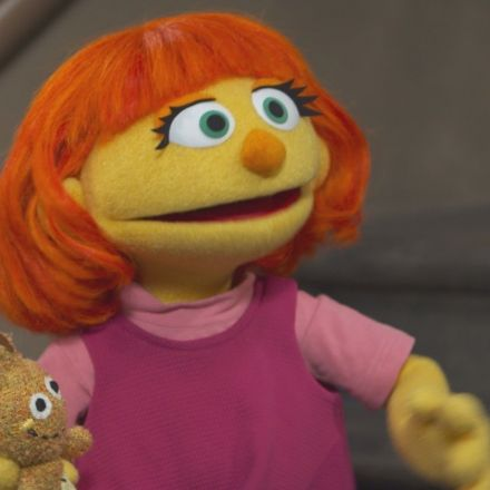 'Sesame Street' to introduce Julia, a muppet with autism, in April
