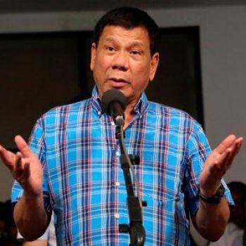 Philippines' Duterte describes Western threats of ICC indictment as 'bullshit'