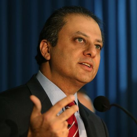 U.S Attorney Preet Bharara Assesses Eric Holder's Failure to Prosecute Wall Street