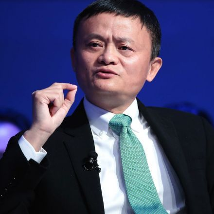 Jack Ma Sees Decades of Pain as Internet Upends Older Economy