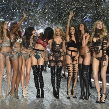 Victoria's Secret Accused of Featuring 'Racist Lingerie' in Fashion Show