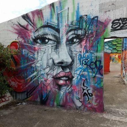 Graffiti/street art Ghent-Belgium   (oc)