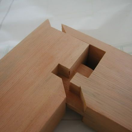 Japanese Joinery: Captivating gifs reveal ancient secrets of wood assembly.