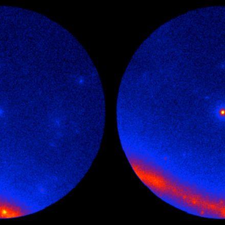 Fermi Helps Link Cosmic Neutrino to Blazar Blast