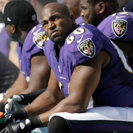 Raven Calls on N.F.L. to Allow Marijuana Use for Sport's Pains