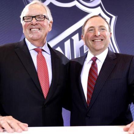 Las Vegas awarded NHL franchise
