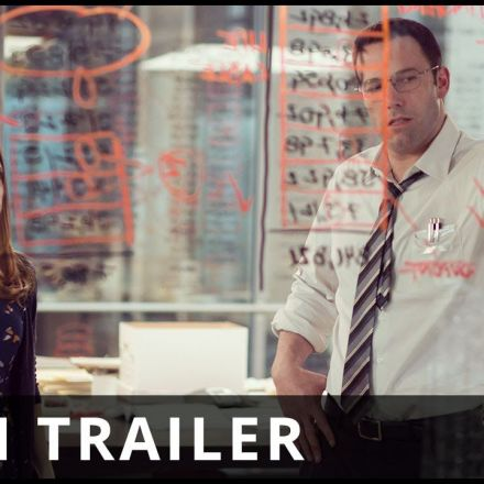 The Accountant – Main Trailer - Official Warner Bros. UK