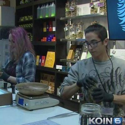 Oregon set to shield marijuana user data from US officials