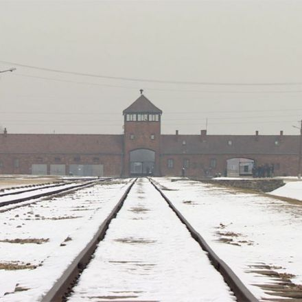 Auschwitz death camp: Poland puts database of prison guards online