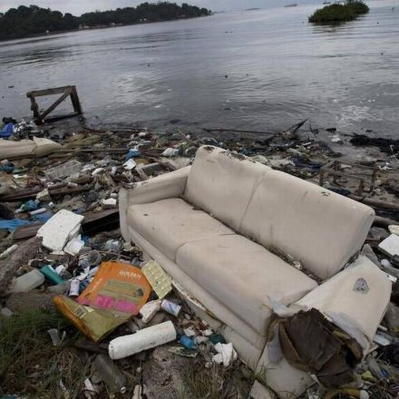 Olympians will 'literally be swimming in human crap,' scientists say