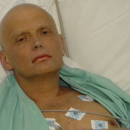 Top scientist who discovered Litvinenko poison 'stabbed himself to death'