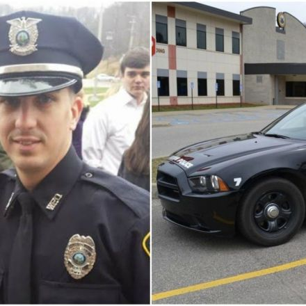 West Virginia police officer sues after getting fired for not shooting suicidal man