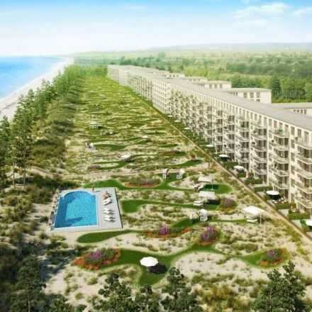 This 3-Mile-Long Nazi Resort is Being Resurrected as a Luxury Getaway
