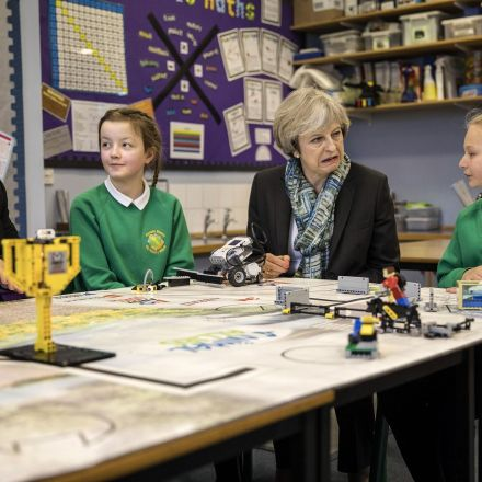 Theresa May to cut school funding for first time since 1990s, IFS warns