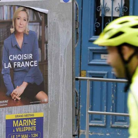 France on extra high alert for May Day as protesters march against Le Pen