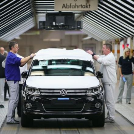 FTC sues Volkswagen over 'deceptive' diesel claims