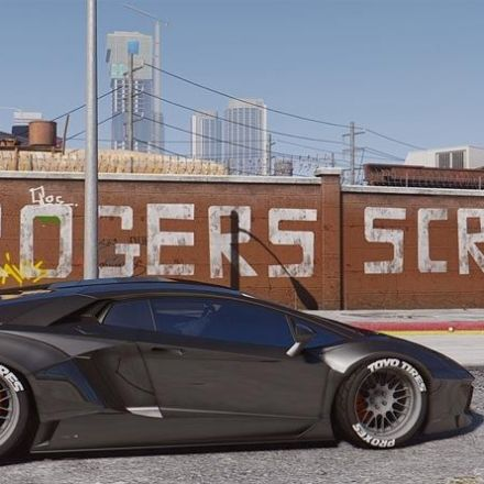 This Mod Makes Grand Theft Auto V as Photorealistic as Possible