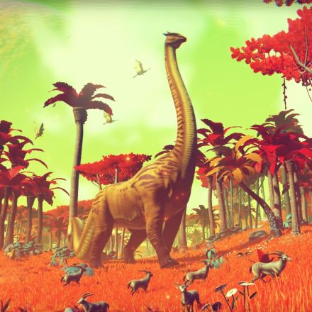 No Man's Sky devs end months of silence, announce Foundation Update
