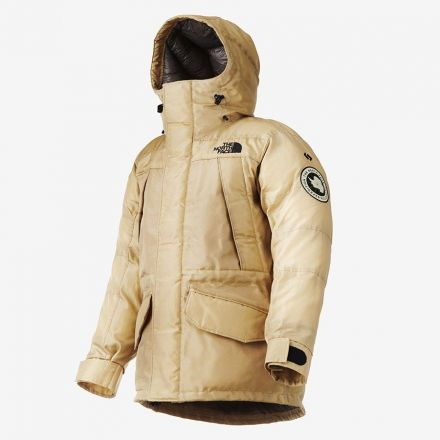 Cool parka from The North Face uses synthetic spider silk fabric technology inspired by nature