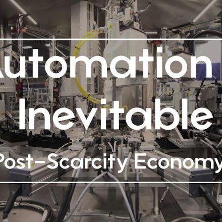 $15 minimum wage isn't causing Automation