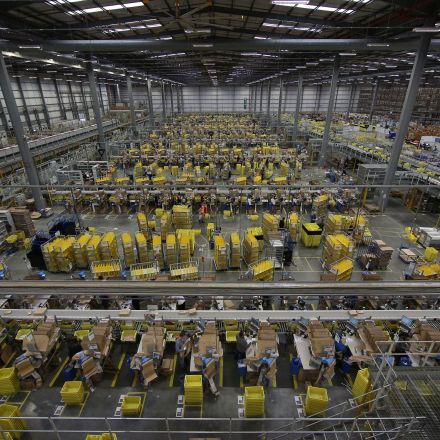 Christmas at Amazon: One Man's Story