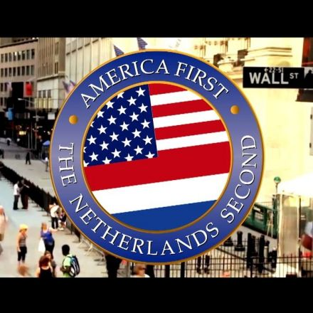 The Netherlands welcomes Trump in his own words