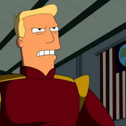 Zapp Brannigan's Voice Actor Reading Stupid Donald Trump Quotes