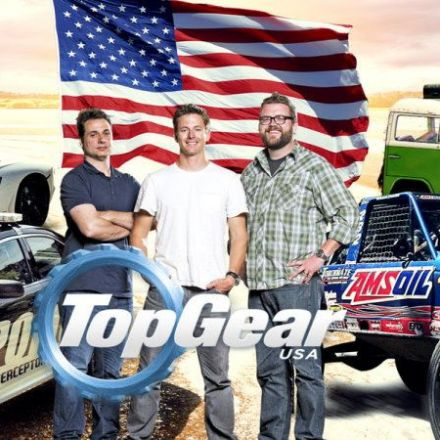 History Channel gives Top Gear USA the axe