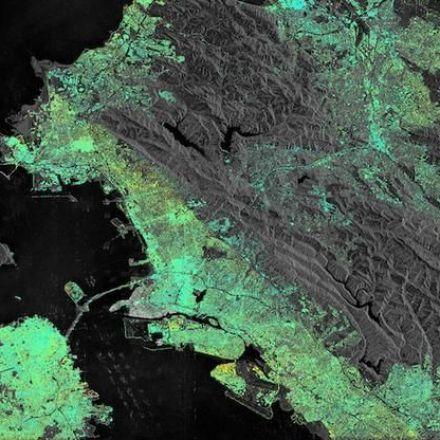 European Satellites Are Tracking Sinking Buildings