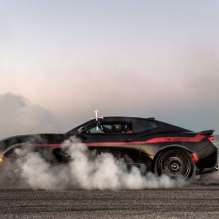 Hennessey Just Dynoed The Exorcist Camaro For 959 Demon Slaying Wheel Horse Power - Shifting Lanes