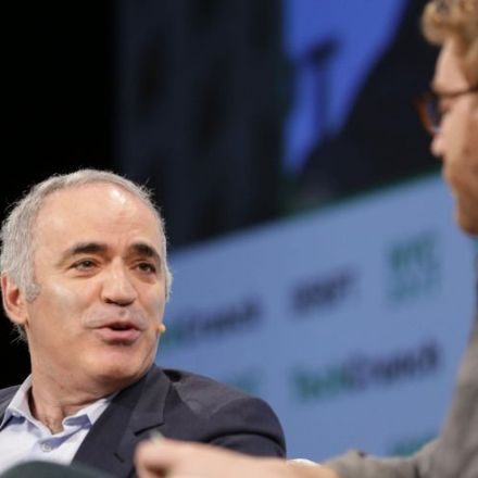 """We should not talk about jobs being lost but people suffering,"" says Kasparov on AI"